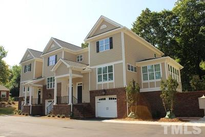 Raleigh Rental For Rent: 2801 Plumfield Place