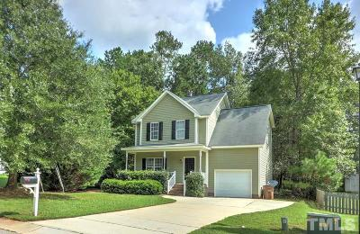 Wake Forest Single Family Home For Sale: 201 Amaryllis Way