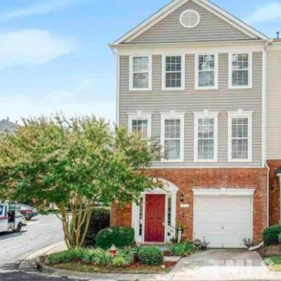 Raleigh Rental For Rent: 5531 Red Robin Road