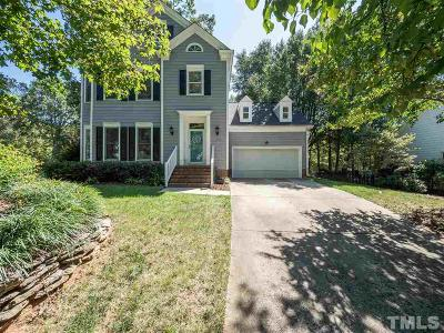 Raleigh Single Family Home For Sale: 11709 Stannary Place