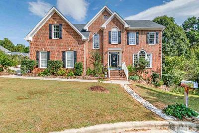 Raleigh NC Single Family Home For Sale: $399,500