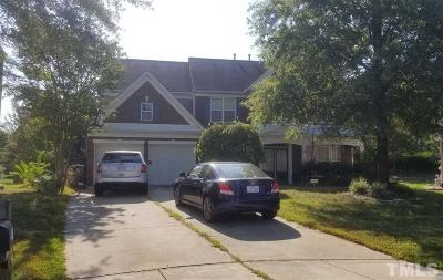 Morrisville Single Family Home For Sale: 113 Bristolwood Circle