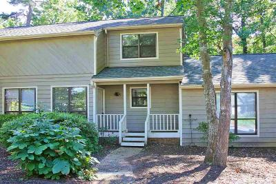 Cary Townhouse For Sale: 628 Applecross Drive