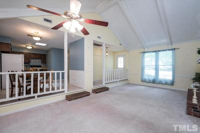 Garner Single Family Home For Sale: 602 Buckingham Road