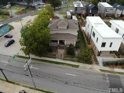 Durham Single Family Home For Sale: 807 N Mangum Street