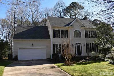 Cary NC Single Family Home For Sale: $445,800
