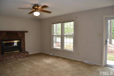 Chapel Hill Single Family Home For Sale: 808 Old Fayetteville Road