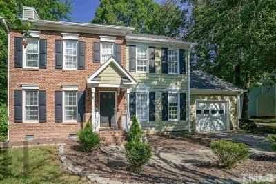 Raleigh NC Single Family Home For Sale: $240,000