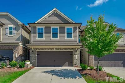 Durham County Townhouse For Sale: 1315 Catch Fly Lane