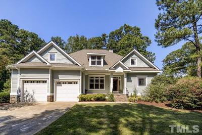 Raleigh NC Single Family Home For Sale: $479,900
