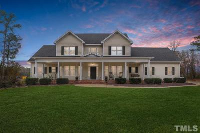 Raleigh NC Single Family Home For Sale: $720,000