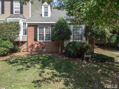 Raleigh NC Townhouse For Sale: $225,000
