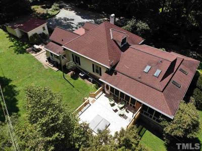 Durham County Single Family Home For Sale: 211 Quail Roost Farm Road