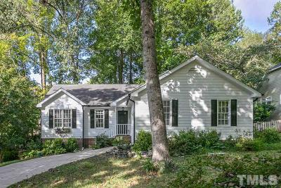 Wake Forest Single Family Home For Sale: 913 St Catherines Drive