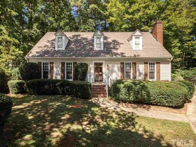 Cary Single Family Home For Sale: 105 Swiftwater Court