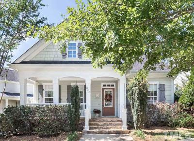 Holly Springs Single Family Home For Sale: 236 Thorndale Drive