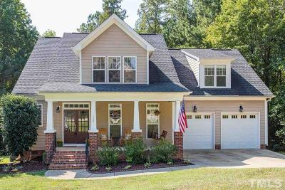 Holly Springs Single Family Home For Sale: 124 Desert Orchid Road