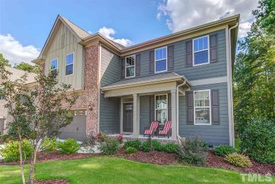 Wake Forest Single Family Home For Sale: 1816 Knights Crest Way