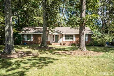 Durham County Single Family Home For Sale: 2018 Dartmouth Drive