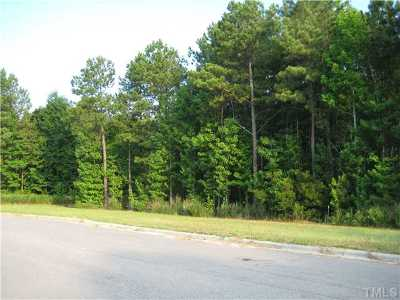 Wake County Residential Lots & Land For Sale: 410 S Main Street
