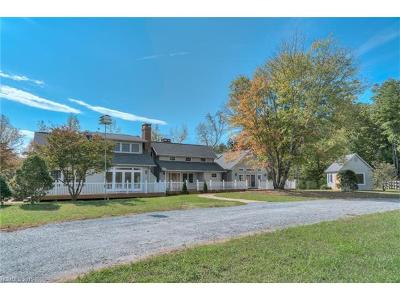 Mill Spring Single Family Home For Sale: 1087 Walker Road