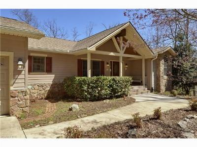 Lake Lure Single Family Home For Sale: 292 Cardinal Road