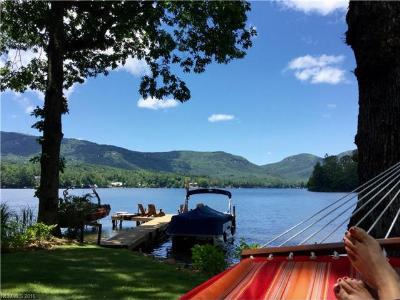 Lake Toxaway Condo/Townhouse For Sale: 26 Toxaway Point #A-1