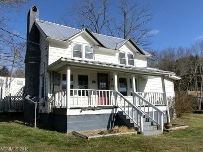 Asheville Single Family Home Under Contract-Show: 36 Old Farm School Road