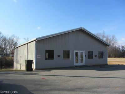 Rutherfordton Commercial For Sale: 363 Railroad Avenue