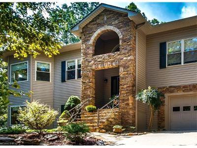 Brevard Single Family Home For Sale: 516 Utsonati Lane #L01/U14
