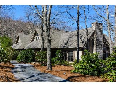 Lake Toxaway Single Family Home For Sale: 1655 Toxaway Drive #TMIV-31