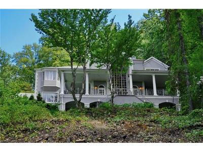 Asheville NC Single Family Home Closed: $910,000