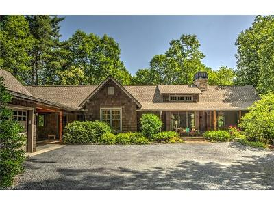 Transylvania County Single Family Home Under Contract-Show: 42 Wood Sorrell Lane