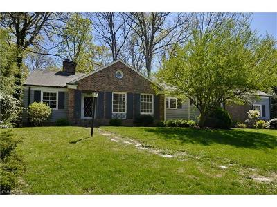 Asheville NC Single Family Home Closed: $469,000