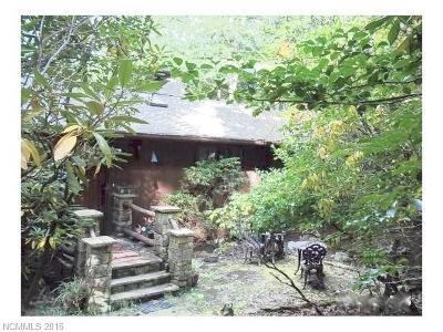 Brevard Single Family Home For Sale: 66 Old Poplar Lane