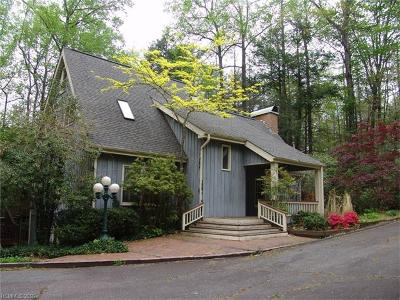Lake Toxaway Single Family Home For Sale: 170 Fairway Drive