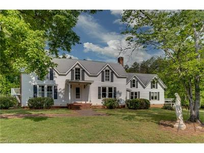 Rutherfordton Single Family Home For Sale: 1264 Maple Creek Road