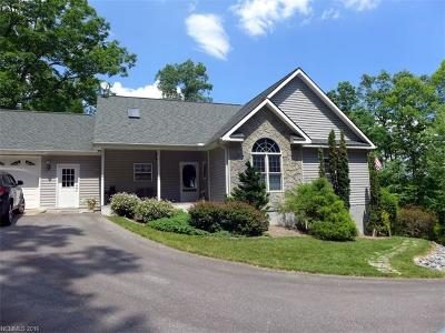 Pisgah Forest Single Family Home For Sale: 600 Pisgah Forest Drive