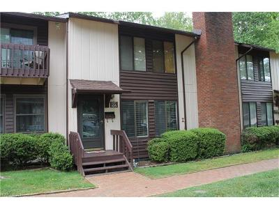Transylvania County Condo/Townhouse For Sale: 37 Shepard Square #105
