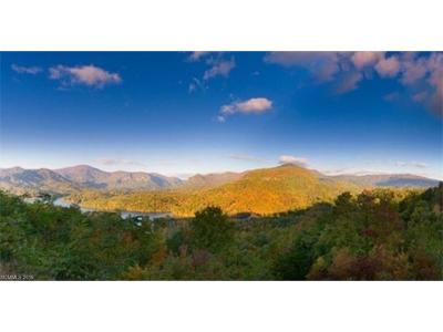 Lake Lure Residential Lots & Land For Sale: 31 High Rock Ridge #31