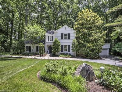 Asheville Single Family Home For Sale: 100 Stuyvesant Road