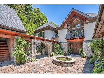 Hendersonville Single Family Home For Sale: 494 Overlook Park Drive