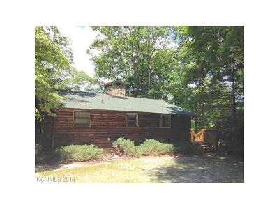 Lake Toxaway Single Family Home Under Contract-Show: 500 Toxaway Trail #6/3
