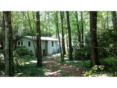Transylvania County Single Family Home Under Contract-Show: 232 Wolf Ridge Road #6