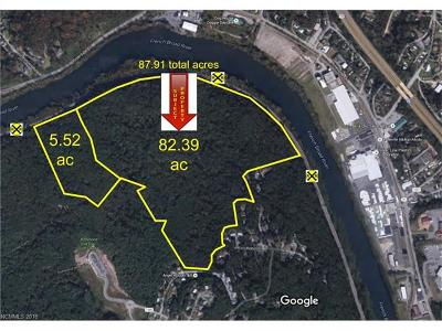 Asheville NC Residential Lots & Land Under Contract-Show: $5,500,000