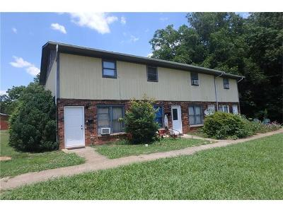 Multi Family Home For Sale: 115 Sixth Street