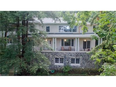 Asheville Single Family Home For Sale: 27 Fairmont Road