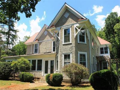 Boyd, Little River, Penrose, Pisgah Forest Single Family Home For Sale: 5987 Old Hendersonville Highway