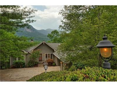 Lake Lure Single Family Home For Sale: 205 Hillview Drive