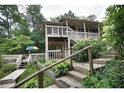 Lake Lure Single Family Home Under Contract-Show: 1926 Memorial Highway #17